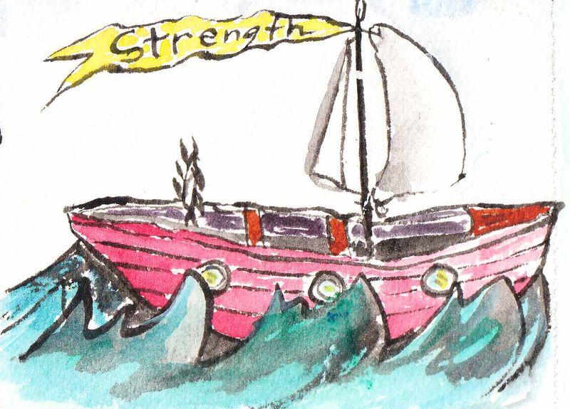 Boat strength