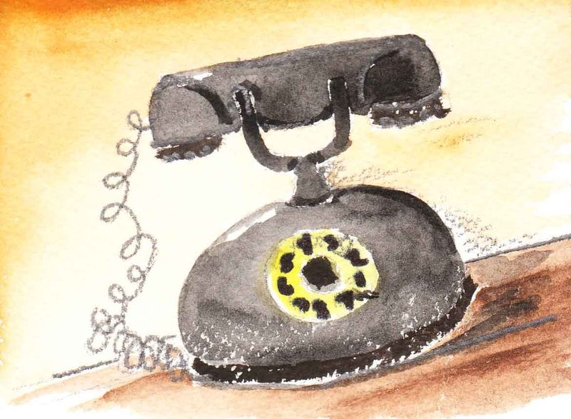 Telephone 1-29-09